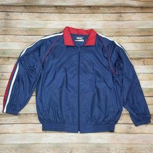 Vintage Bike Brand Jacket Windbreaker Medium